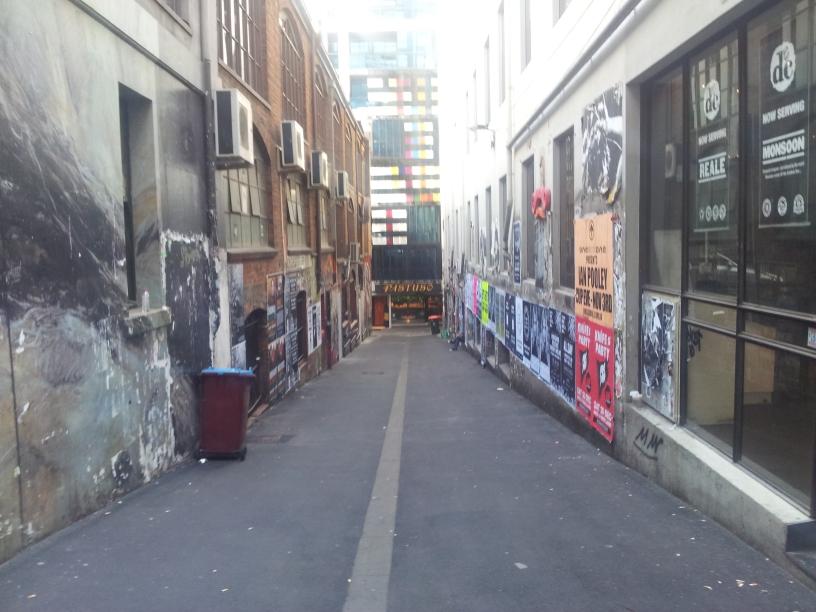 Rue Melbourne