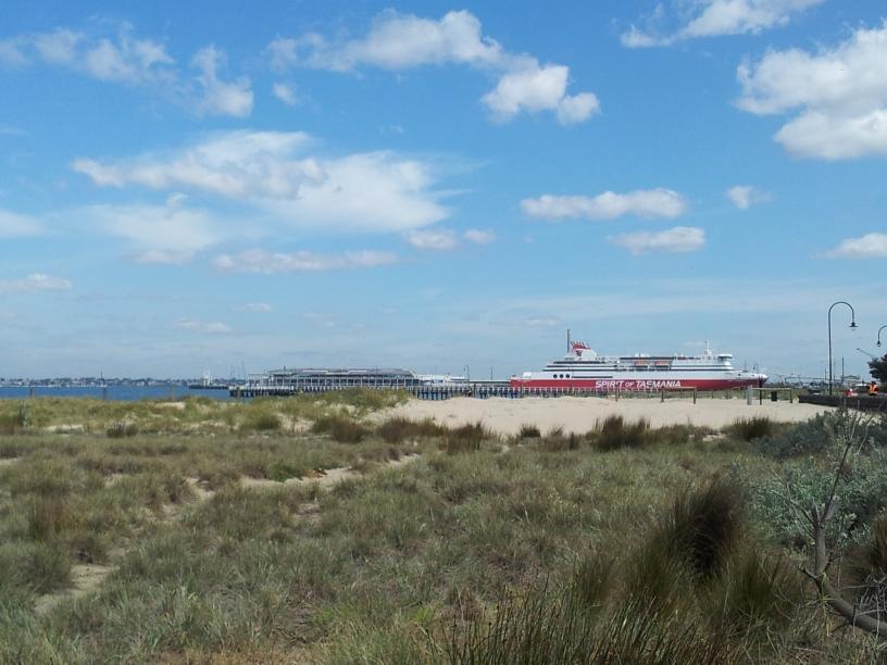 Ferry Tasmanie