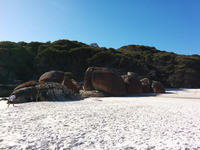 Squeaky Beach, Wilsons Promontory National Park, Victoria