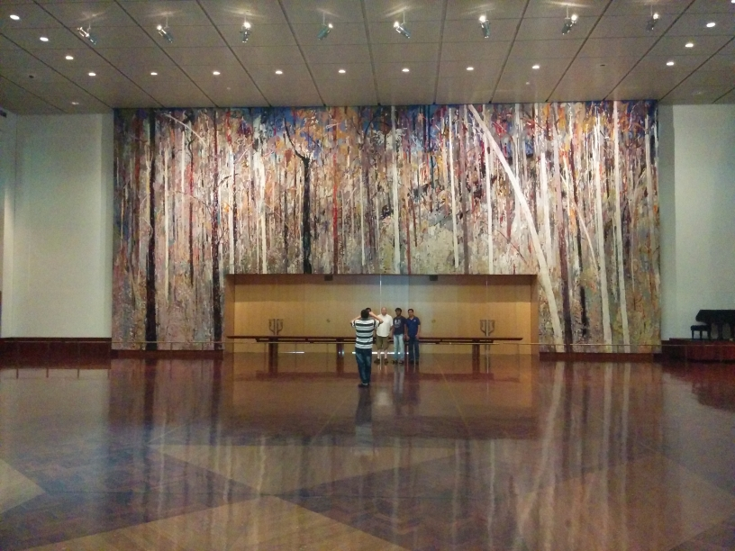 Great Hall, House of the Parliament, Canberra, Australian Capital Territory