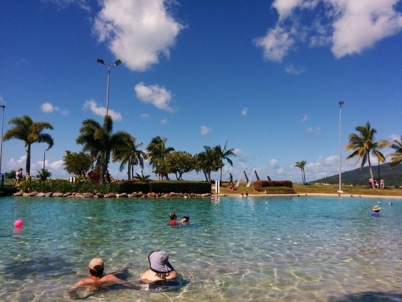 Lagoon de Airlie Beach, Queensland