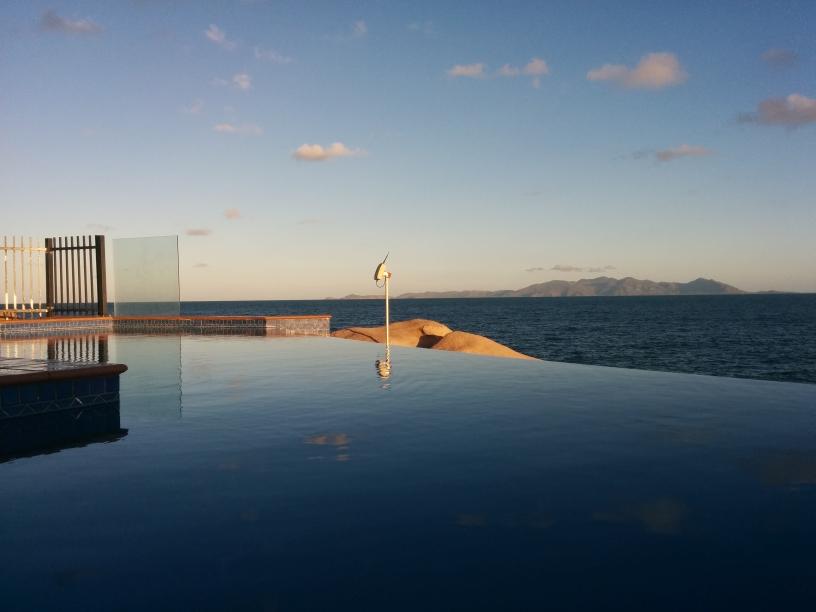 Une des piscines de l'appart-hôtel sur Magnetic Island, Townsville, Queensland