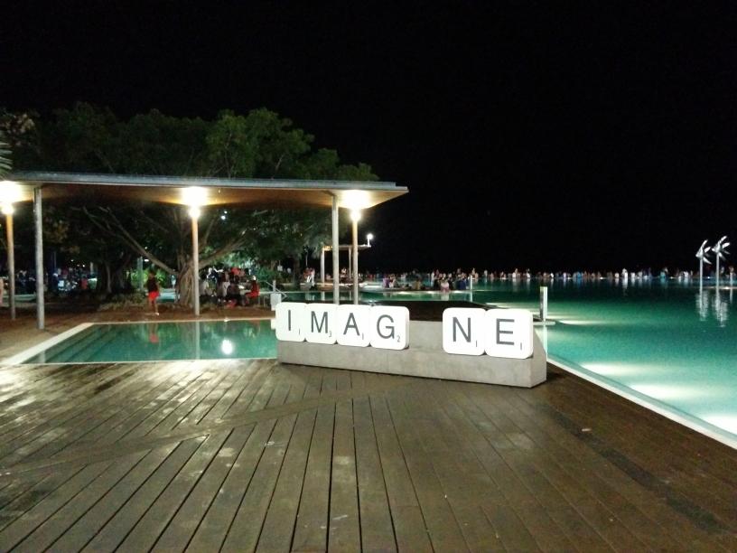 Lagoon de Cairns, Queensland