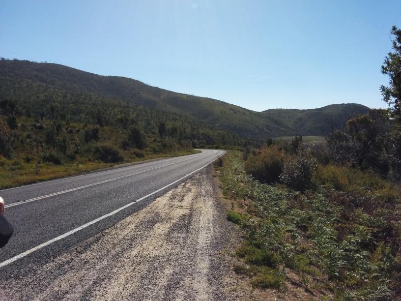Route dans le Wilsons Promontory National Park, Victoria