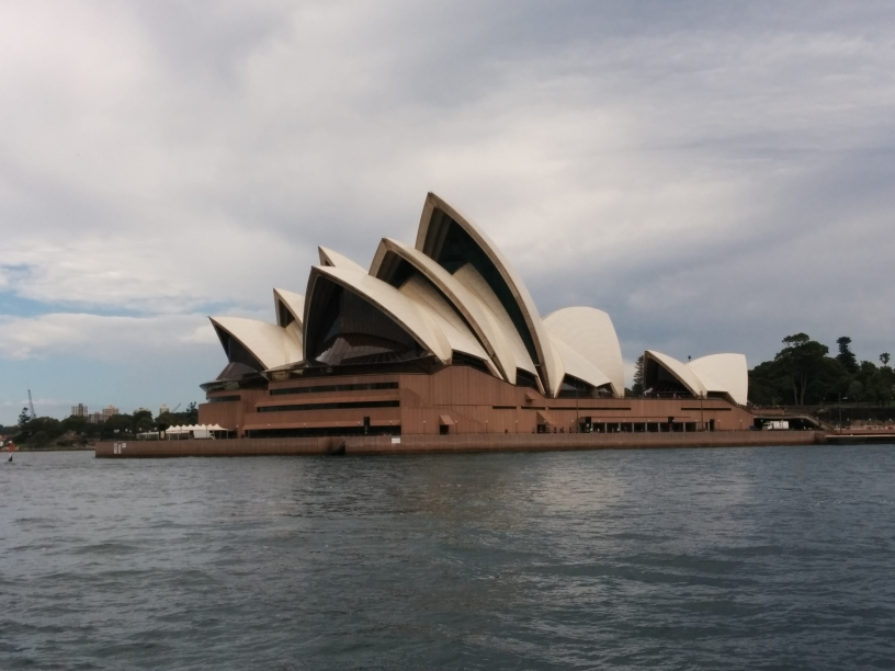 The Opera House, Sydney, New South Wales