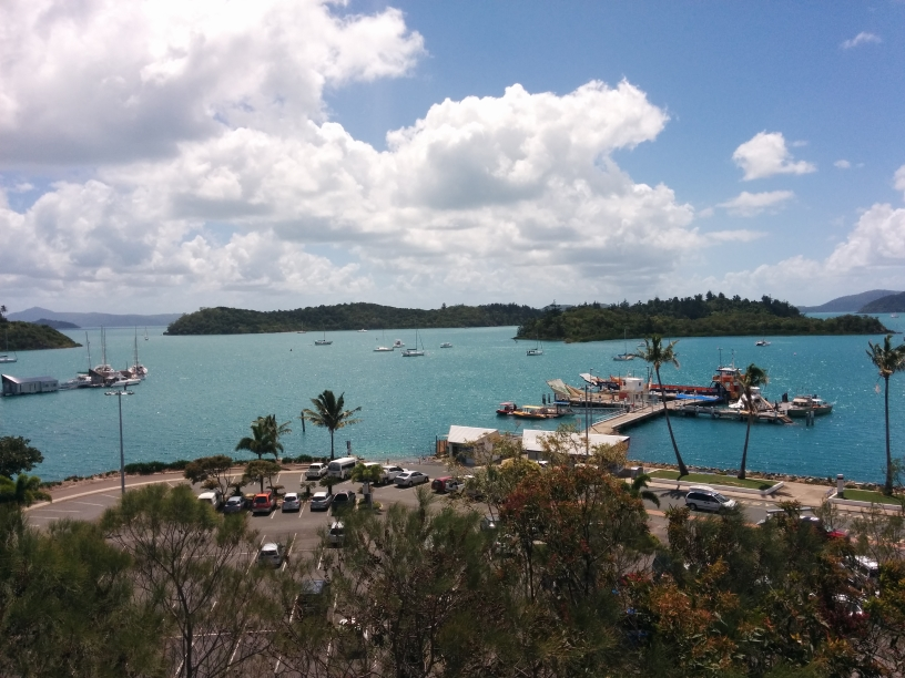 Shute Harbour, Whitsundays Islands, Queensland