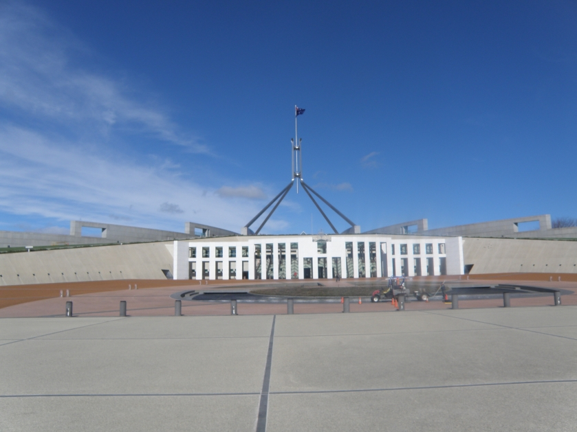 Parliament House, Canberra, Australian Capital Territory