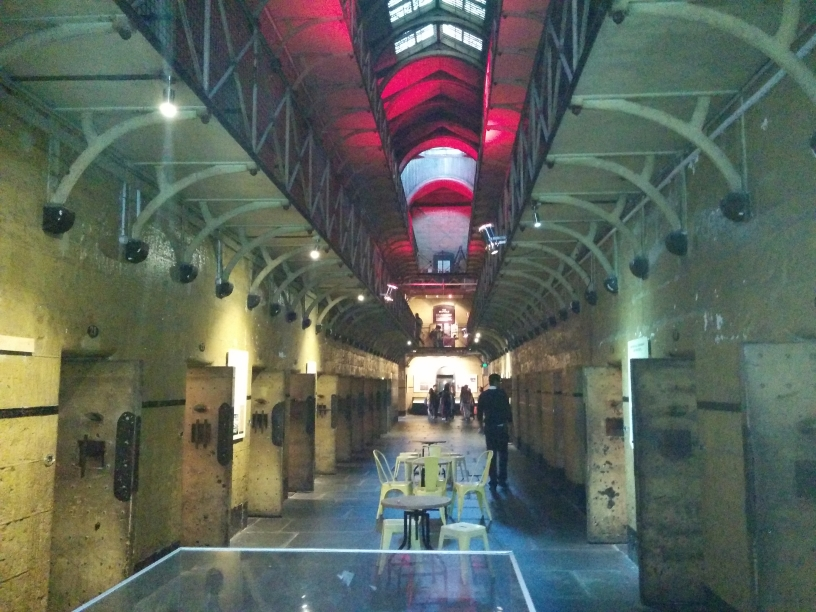 Melbourne Old Gaol