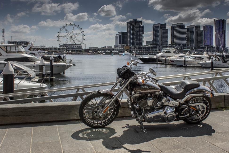 Victoria Harbour - Docklands à Melbourne