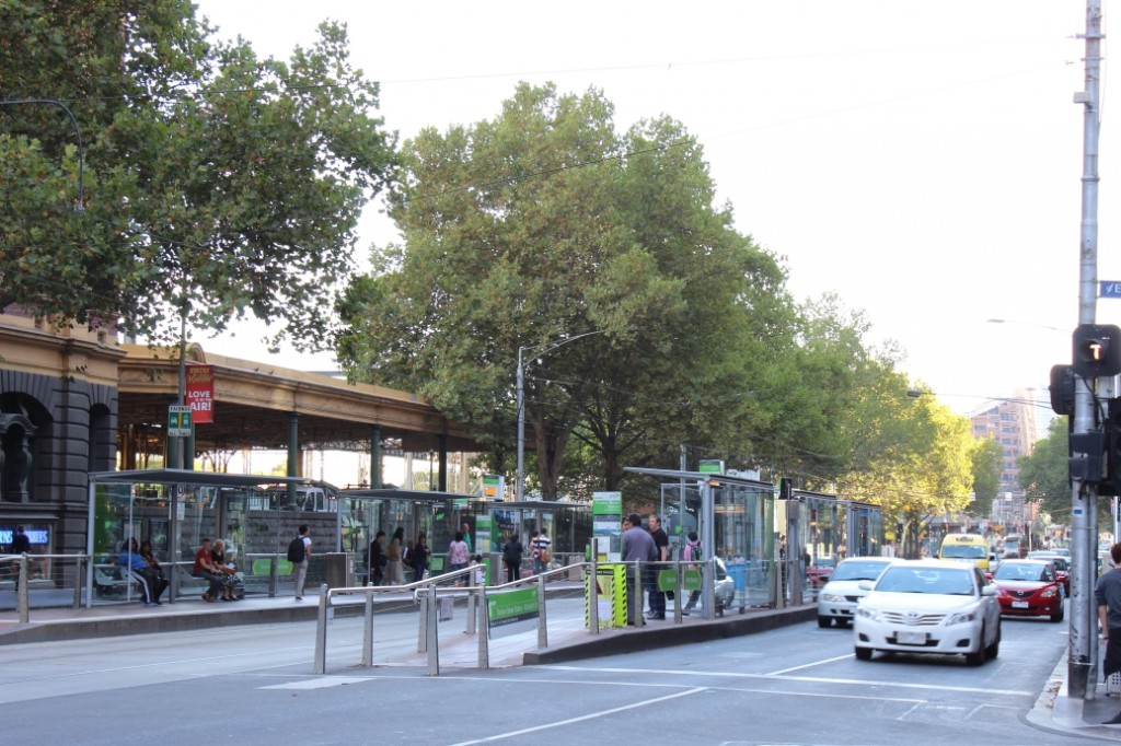 Flinders Street - Melbourne