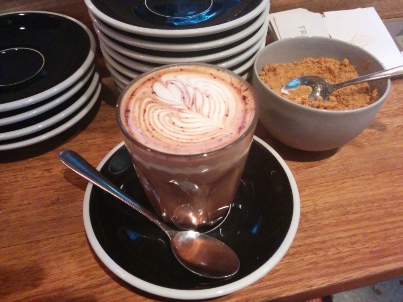 Moca au Brother Baba Budan - Le café est tout un art en Australie